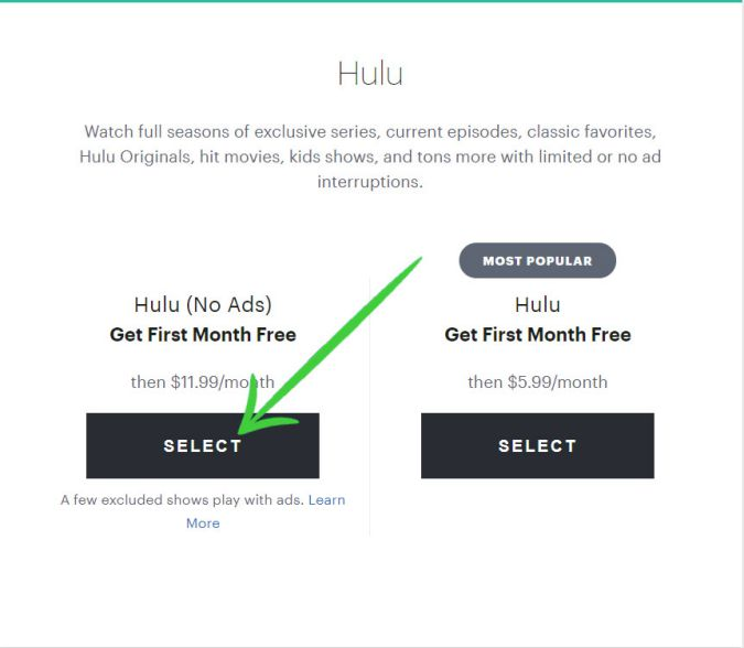free hulu plus accounts and passwords