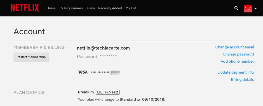 Free Netflix Account December 2019