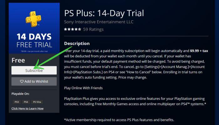 Free PS Plus Codes