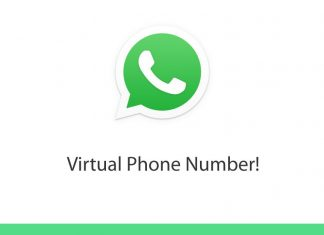 Free Virtual Phone Number for WhatsApp