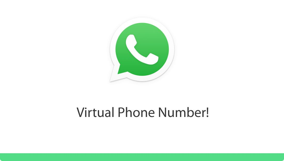 virtual phone number free for whatsapp