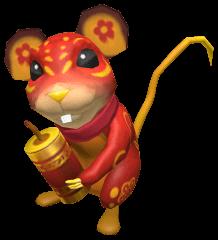 Happy New Year Rat