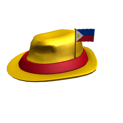 International Fedora - Philippines