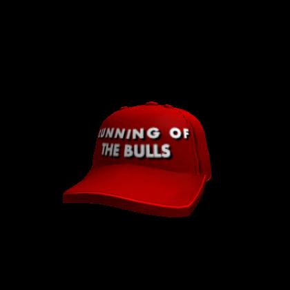 The Encierro Cap
