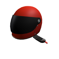 Layla's Racing Helmet