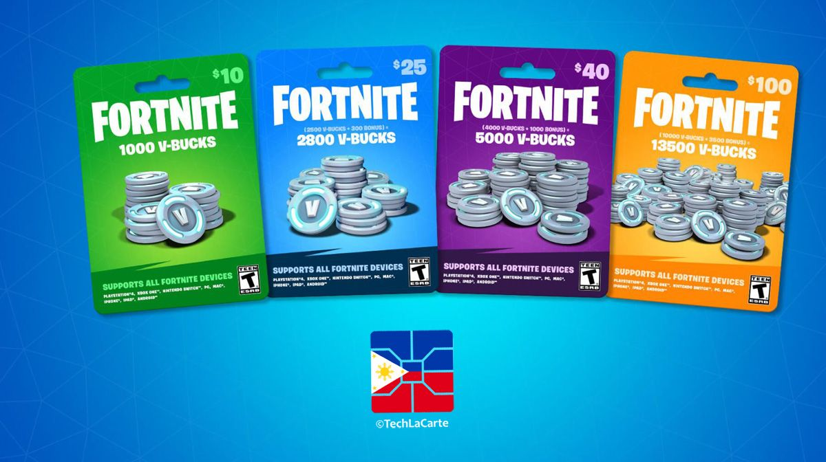 Free Fortnite Accounts with Skins & V-Bucks