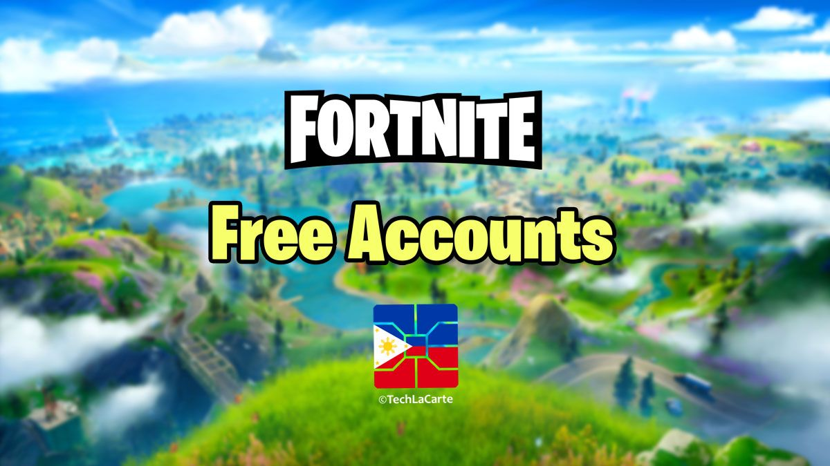Free Fortnite Accounts And Password Generator 2021 Skins V Bucks